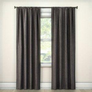 Room Essentials Lightblocking Curtain Panel